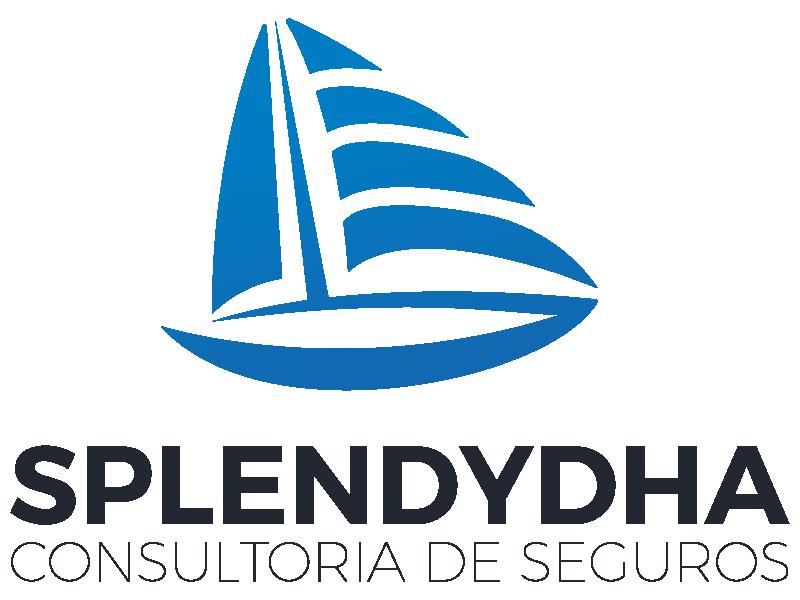 Logotipo Vertical Colorido e preto